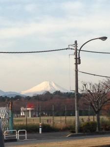 2014年12月10日の富士山2